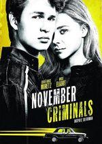 Affiche November Criminals