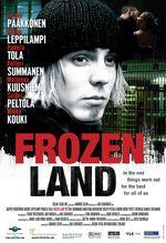 Affiche Frozen land