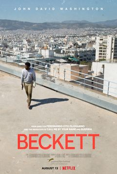 Affiche Beckett