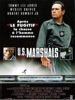 Affiche U.S. Marshals