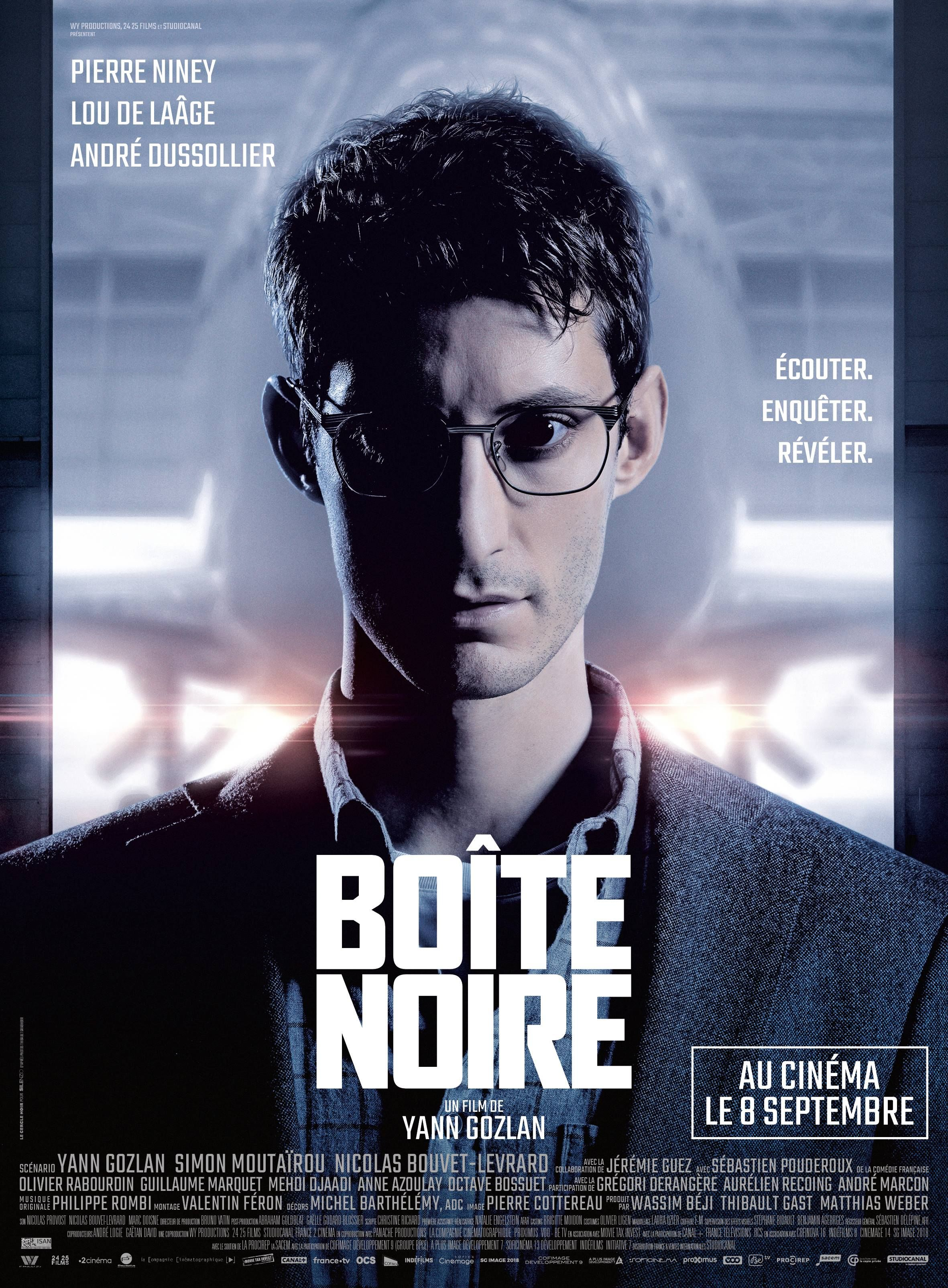 Boîte noire - Film (2020) - SensCritique