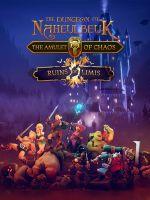 Jaquette Le Donjon de Naheulbeuk : L'Amulette du Désordre - Ruines de Limis
