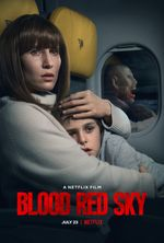 Affiche Blood Red Sky