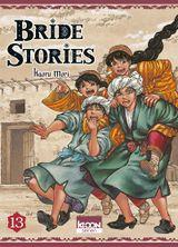 Couverture Bride Stories, tome 13