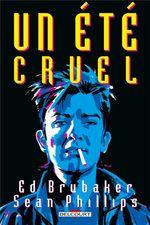 Couverture Criminal Hors-série - Un été cruel