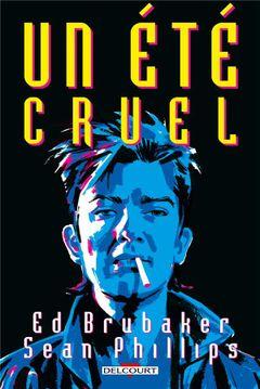Couverture Un été cruel - Criminal, hors-série