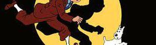 Cover La saga Tintin