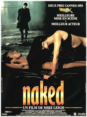 Affiche Naked