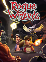 Jaquette Rogue Wizards