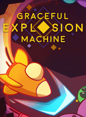Jaquette Graceful Explosion Machine