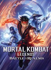Affiche Mortal Kombat Legends : Battle of the Realms