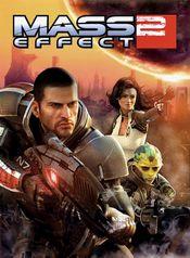 Jaquette Mass Effect 2