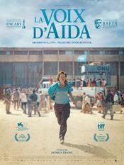 Affiche La Voix d'Aida