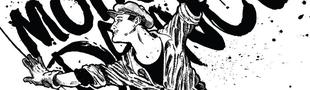 Cover Punk à bec fin : anthologie de l'art punk