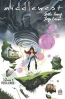 Couverture Resilience - Middlewest, tome 3