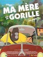 Affiche Ma mère est un gorille (et alors?)