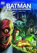 Affiche Batman : The Long Halloween, partie 2