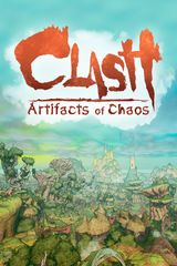 Jaquette Clash: Artifacts of Chaos