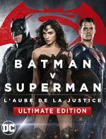 Affiche Batman v Superman : L'Aube de la Justice - Ultimate Edition