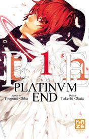 Couverture Platinum End