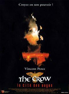 Affiche The Crow : La Cité des anges