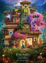 Affiche Encanto : La Fantastique famille Madrigal