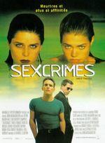 Affiche Sexcrimes