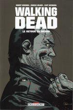 Couverture Walking Dead : Le retour de Negan