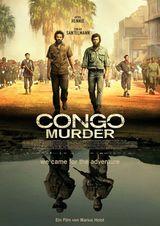 Affiche Congo Murder - L'Honneur d'un mercenaire