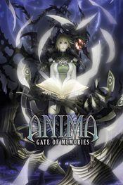 Jaquette Anima: Gate of Memories