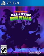 Jaquette Nickelodeon All-Star Brawl