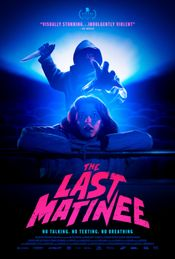 Affiche The Last Matinee