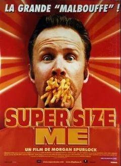 Affiche Super Size Me