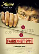 Affiche Fahrenheit 9/11
