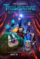 Affiche Chasseurs de Trolls : Le Réveil des Titans