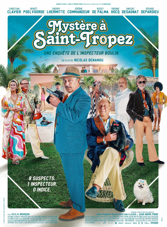 Mystère à Saint-Tropez - Film (2021) - SensCritique
