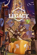 Jaquette Dice Legacy