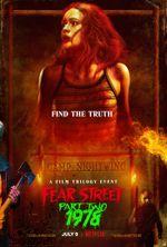 Affiche Fear Street - Partie 2 : 1978