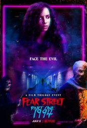 Affiche Fear Street - Partie 1 : 1994