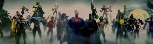 Cover Les meilleurs films DC Comics