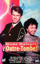Affiche Bons baisers d'outre-tombe !