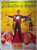 Affiche Le Chanteur de Mexico