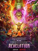 Affiche Les Maîtres de l'Univers : Révélation