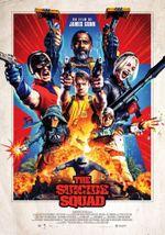 Affiche The Suicide Squad