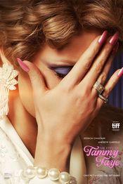 Affiche Dans les yeux de Tammy Faye