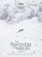 Affiche La Panthère des neiges