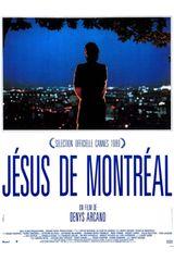 Affiche Jésus de Montréal