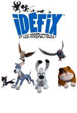Affiche Idéfix et les Irréductibles
