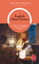 Couverture English Ghost Stories