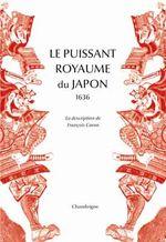 Couverture Le Puissant royaume du Japon